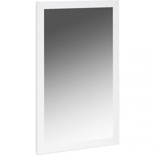 Eddy Mirror High Gloss White