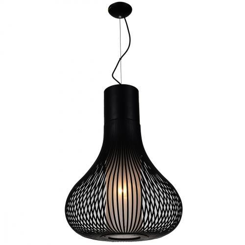 Erik Pendant Lamp Carbon Steel Black