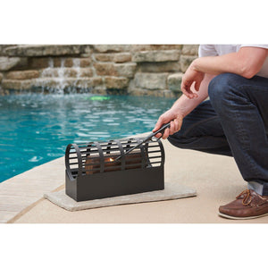 Fire Pit Wood - Patio Flame Cradle