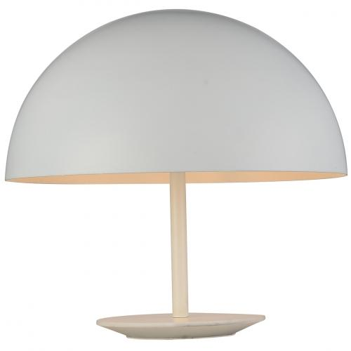 Gavin Table Lamp White Aluminum