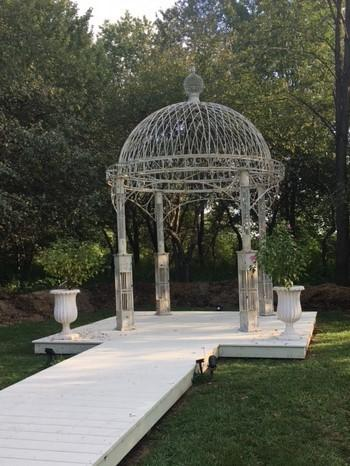 Gazebos, Arches, & Garden Gates -