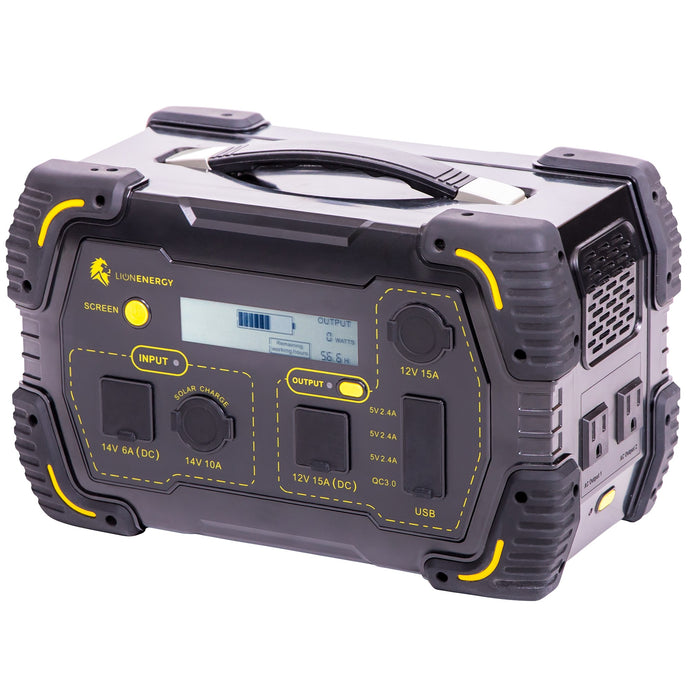 Generator - Lion Safari LT Camping Battery
