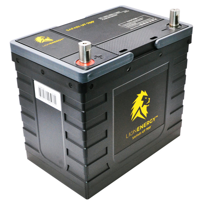 Lithium Batteries - Lion Safari UT 700 Lithium Battery