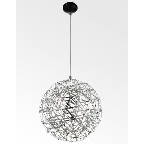 Lucius Pendant Lamp Stainless Steel