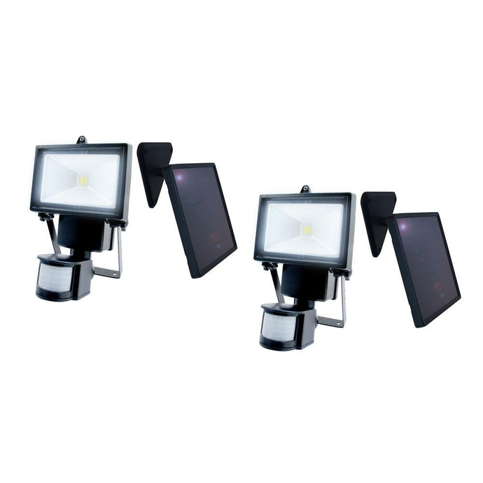 Nature Power Solar Lawn & Garden - NP Single COB Solar Motion Security Light-2 Pack