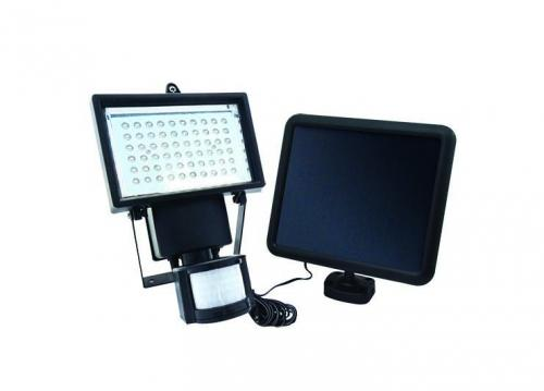 Nature Power Solar Lawn & Garden - NP Solar Motion Security Light 60 LED