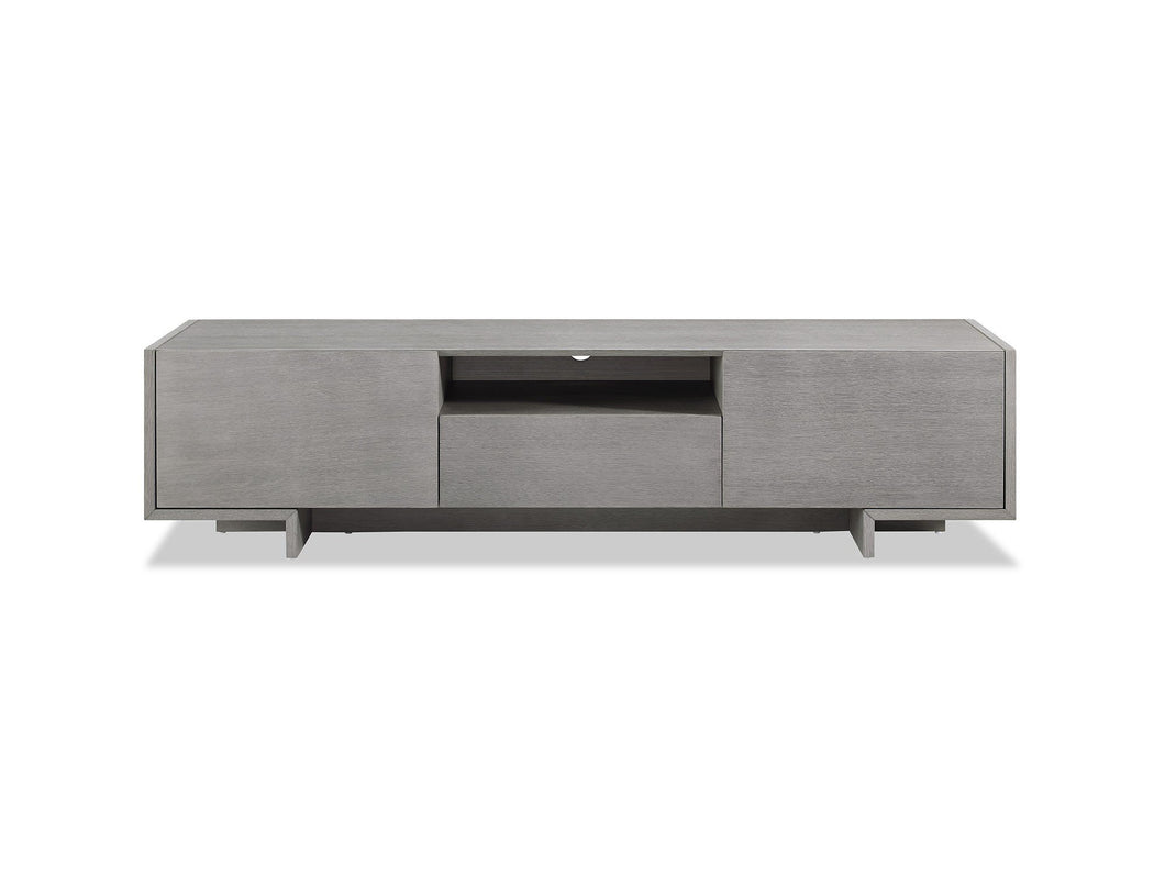 Noah TV Unit One Middle Drawer And 2 Lid Doors