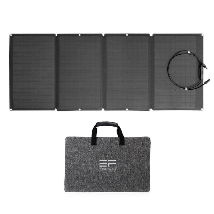 Portable Power Units - EcoFlow 160W Solar Panel