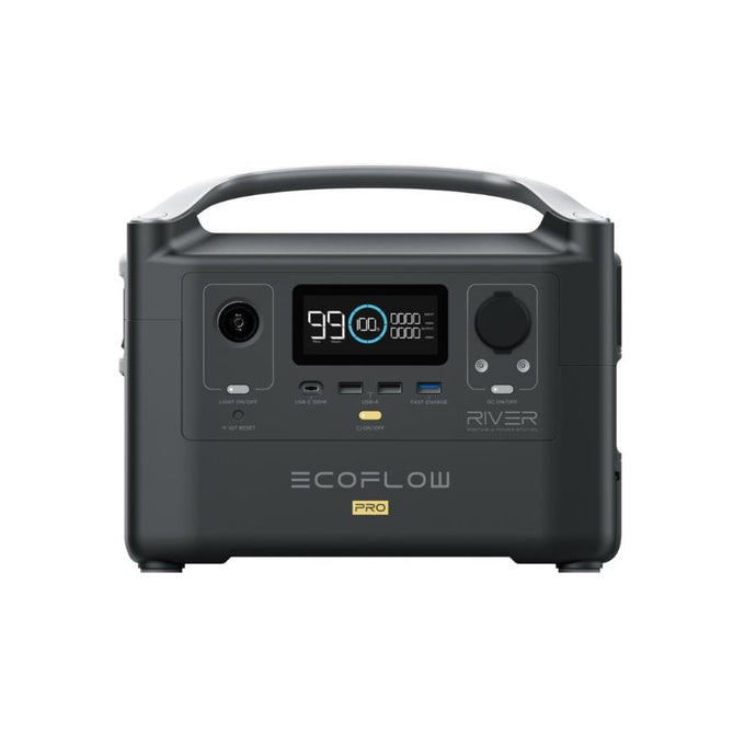 Portable Power Units - EcoFlow RIVER Pro Portable Power Station