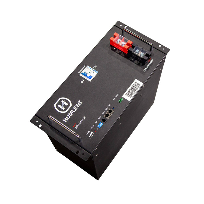 Portable Power Units - HUMLESS 5 KWH BATTERY (LIFEPO4)