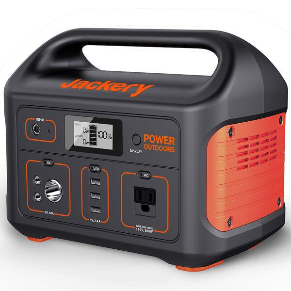 Portable Power Units - Jackery Explorer 550 Outdoor Portable Power Station
