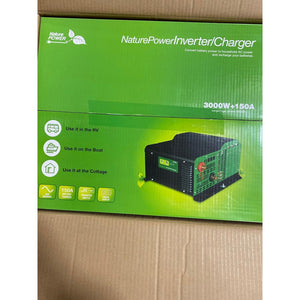 Pure Sine Inverters - NP Sinewave Inverter Charger 3000 Watt With 150A