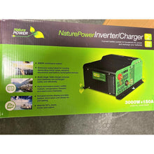 Load image into Gallery viewer, Pure Sine Inverters - NP Sinewave Inverter Charger 3000 Watt With 150A