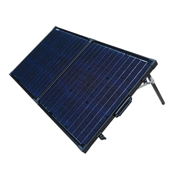 Solar Panels & Charge Controllers - NP Bag-120 Watt Briefcase