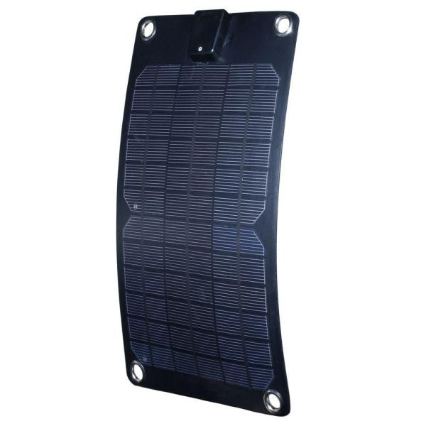 Solar Panels & Charge Controllers - NP Semi Flexible Solar Panel 5W