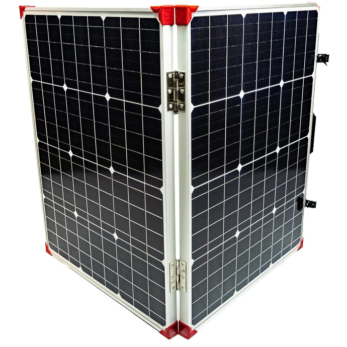 Solar Panels - Foldable Solar Panel Lion 100W 12V