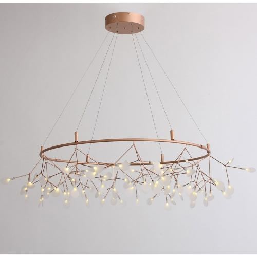 Zully Pendant Lamp Stainless Steel