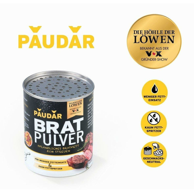 Paudar pflanzliches Bratpulver 125g - OutletKingSpiez - outletking.ch