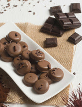 Load image into Gallery viewer, Fudge Kitchen Cocoa Nibbed Caramels