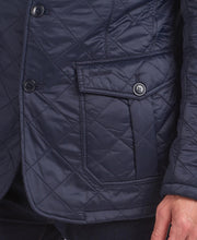 Load image into Gallery viewer, Barbour PolarQuilt Jacket, Navy