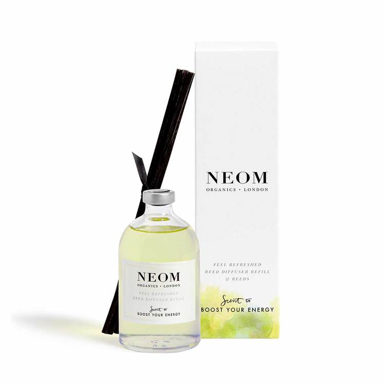NEOM Feel Refreshed Reed Diffuser Refill