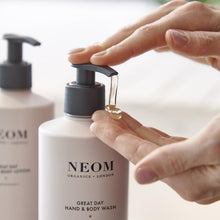 Load image into Gallery viewer, NEOM Great Day Hand & Body Wash 300ml
