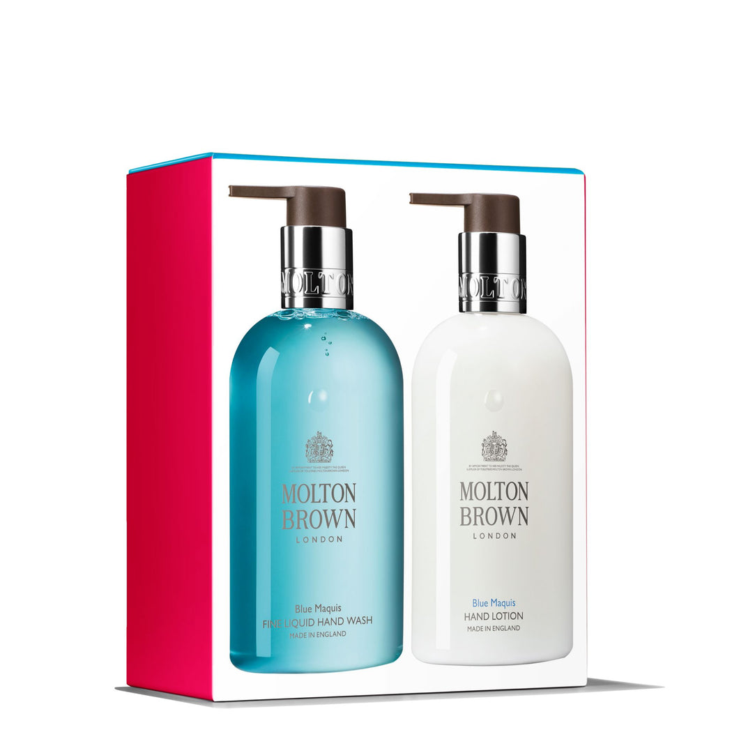 Molton Brown Hand Duo Blue Maquis