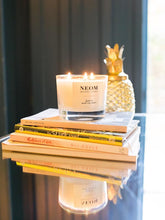 Load image into Gallery viewer, NEOM Happiness Scented Candle (3 Wick)