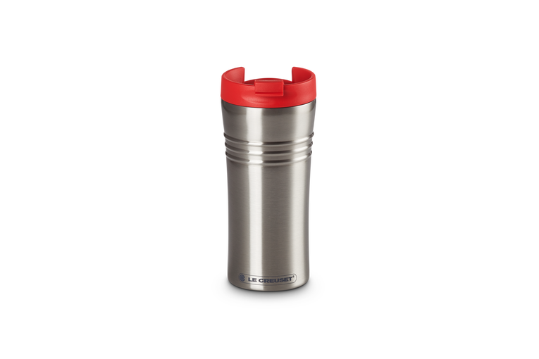 Le Creuset Travel Mug, Red