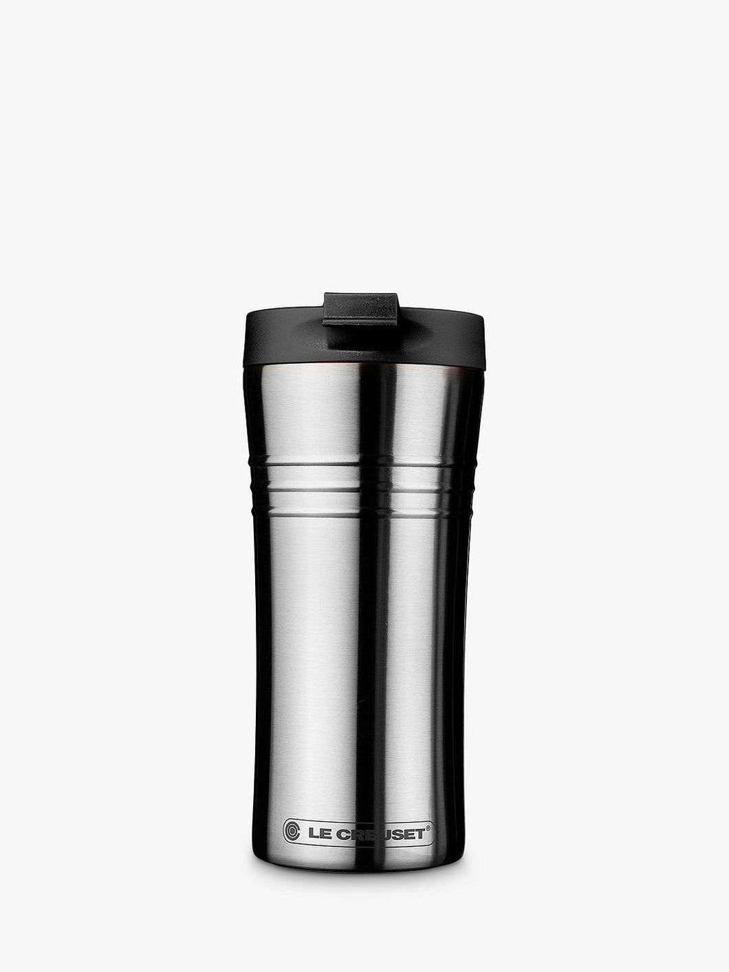 Le Creuset Travel Mug, Black
