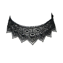 Load image into Gallery viewer, Vis Lace Choker
