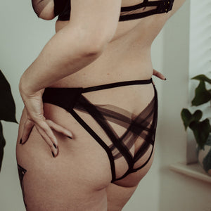 Occult Knickers - Black