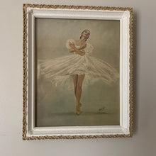 Load image into Gallery viewer, 1950's Monte Vintage Ballerina Print