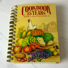 Load image into Gallery viewer, Cookbook 25 Years Women Of the Farm Bureau
