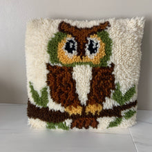 Load image into Gallery viewer, Brown Owl 🦉 Throw Pillow