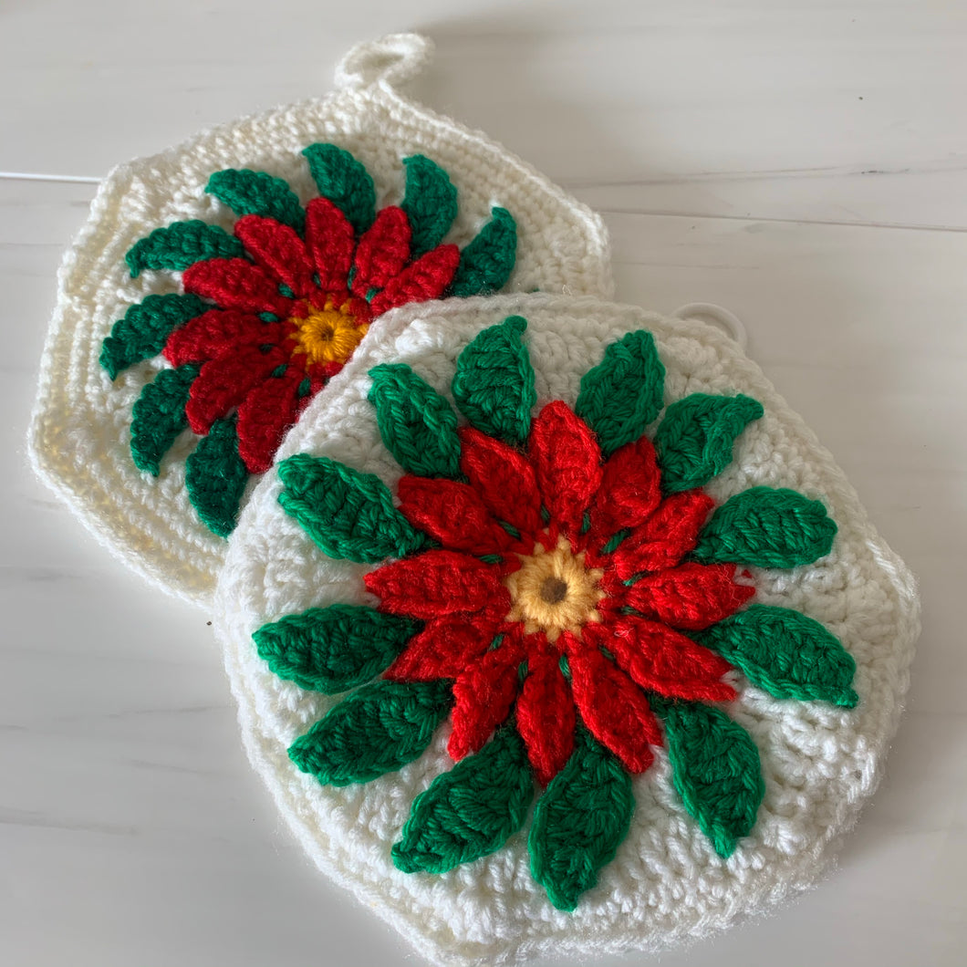 Christmas Pot Holders 🎄