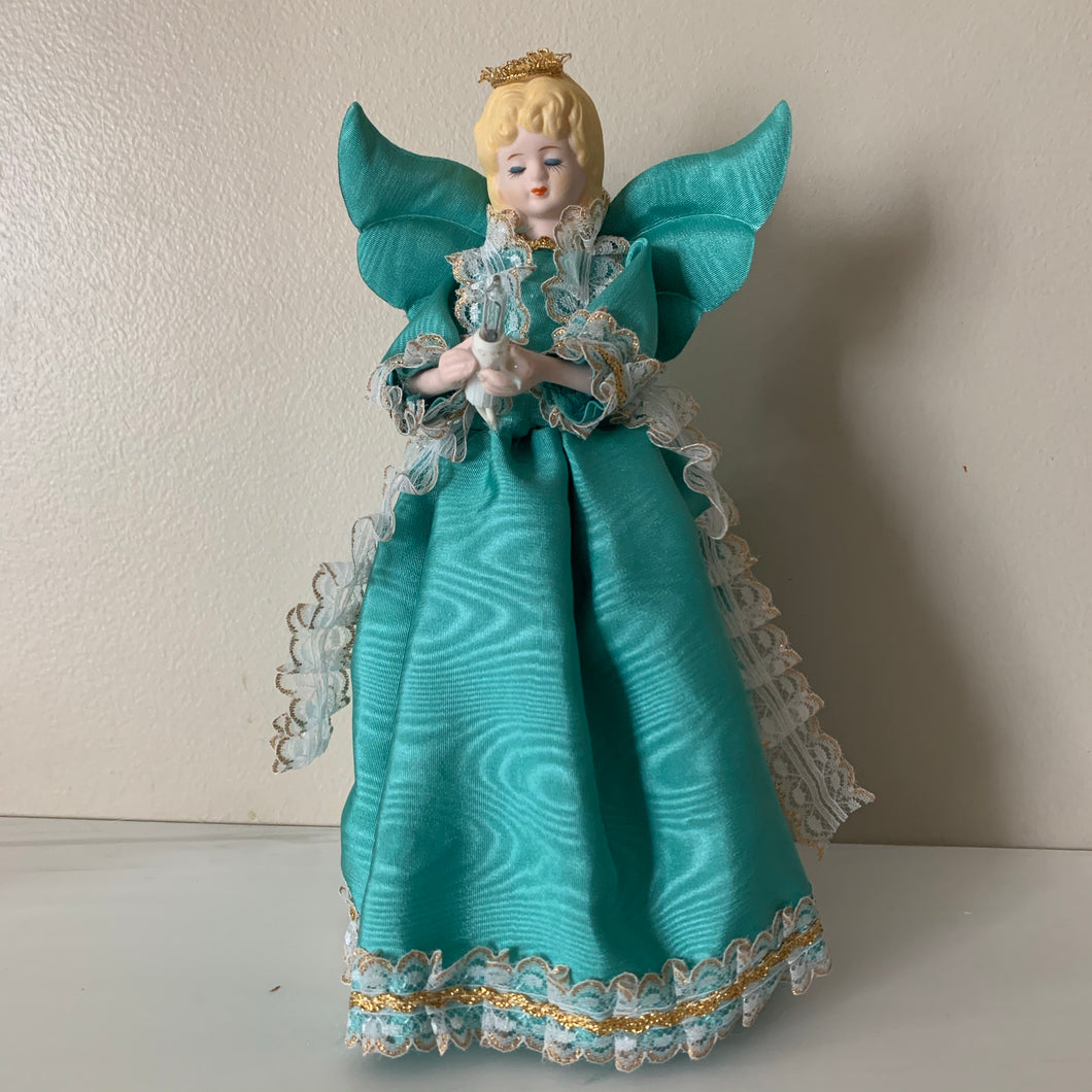 Christmas Tree Angel Topper