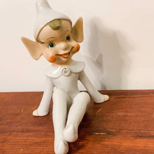 Load image into Gallery viewer, 1950's Ceramic Pixie Elf