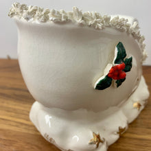 Load image into Gallery viewer, Vintage 1950's Ceramic Sleigh
