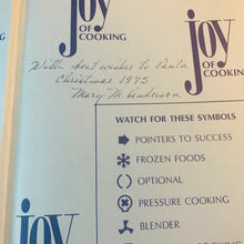 Load image into Gallery viewer, Joy of Cooking 1975