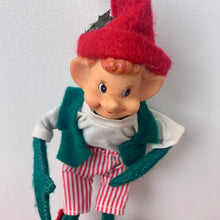 Load image into Gallery viewer, Vintage Pixie Elf