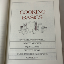Load image into Gallery viewer, The New Good Housekeeping Cookbook 1986