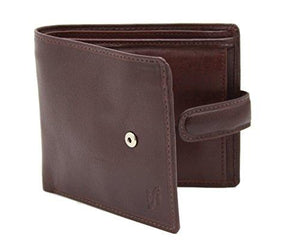 STARHIDE Essentials Genuine Leather Billfold Wallets for Men with Gift Box 5002 - Starhide