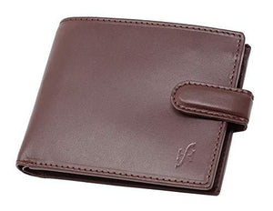 STARHIDE Mens RFID Blocking Genuine VT Leather Credit Cards Coins Holder Wallet 835 - Starhide