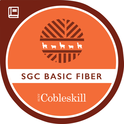 SCG Basic Fiber Course Badge