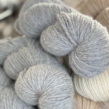 Load image into Gallery viewer, Royal Birch | Worsted | Silver | au Naturel