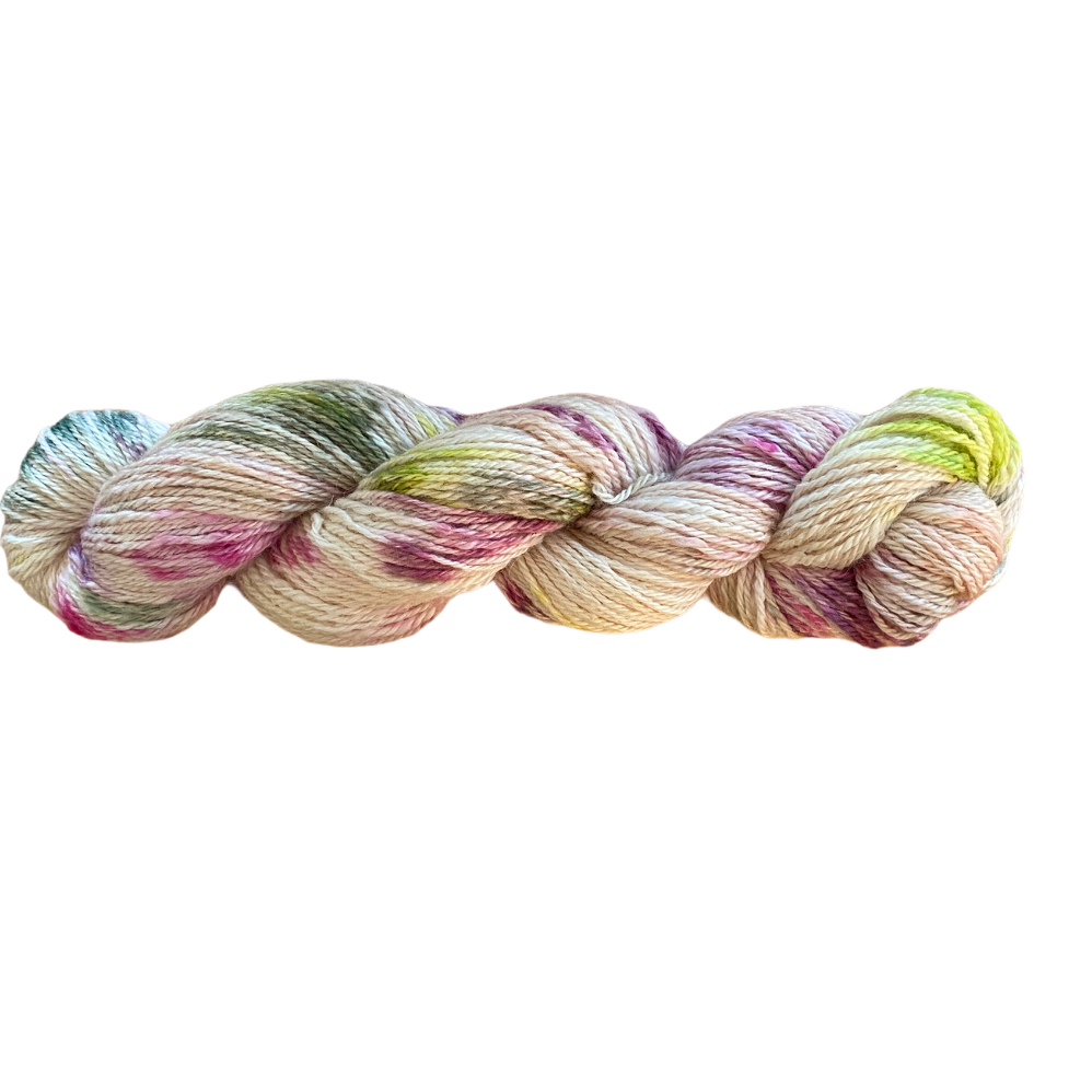 Royal Birch - Signature Yarns | Caroline & Crew| Spring Garden | Green Gable Alpacas
