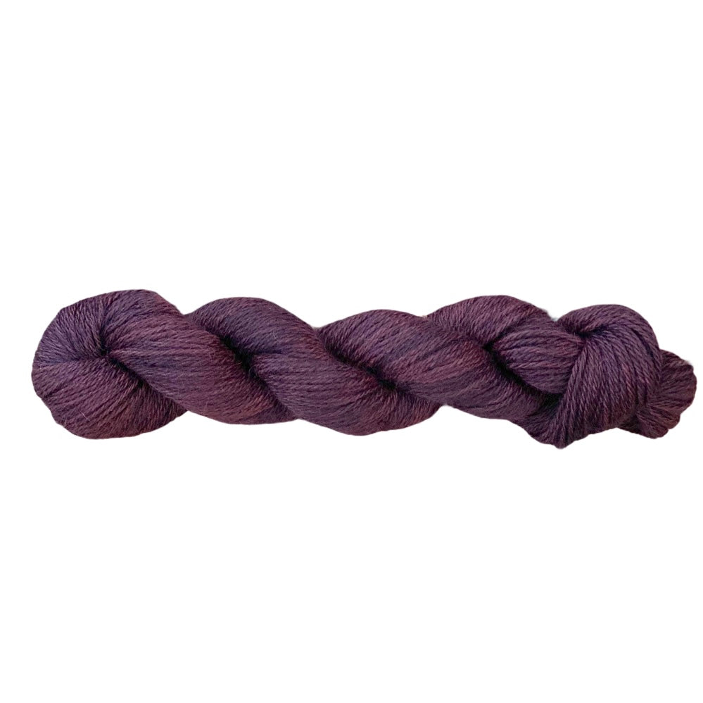 Royal Birch | Worsted | Keating & Krew | Eggplant