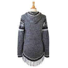 Load image into Gallery viewer, Alpaca Sweater - Andean Motif