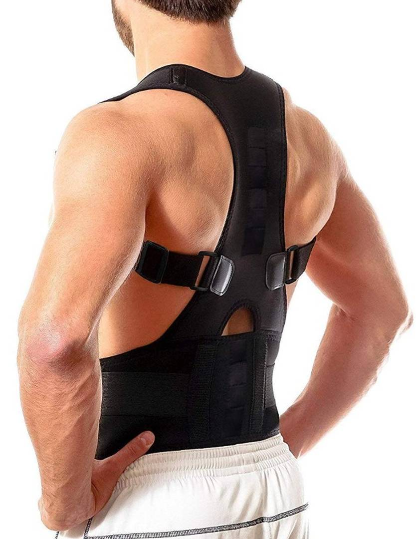 Real Doctor Posture Corrector and Back Support